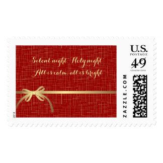 Gift Christmas stamp