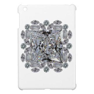 Gift Diamond Brooch iPad Mini Case