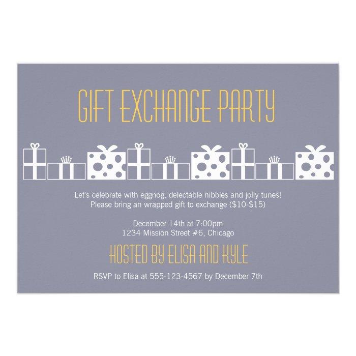 Funky Dirty Santa Party Invitations Gift - Invitation Card Ideas ...