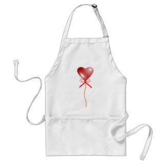 gift family friend sister brother colorful custom adult apron