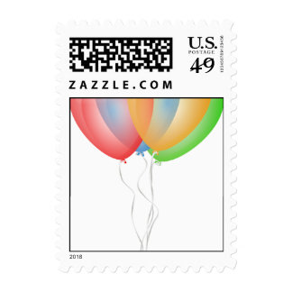 gift family friend sister brother colorful custom postage