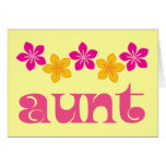 Gift For Aunt Cards