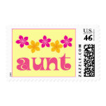 Gift For Aunt Stamp