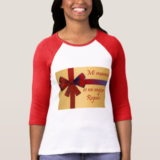 """gift for breast: """"my mother is my better gift """" shirt"""