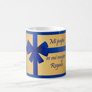 Christmas Themed Gift for father coffee mug