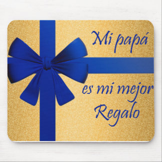 Gift for father mousepads