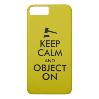 Gift for Lawyer Attorney Judge Law Student or Prof iPhone 8 Plus/7 Plus Case