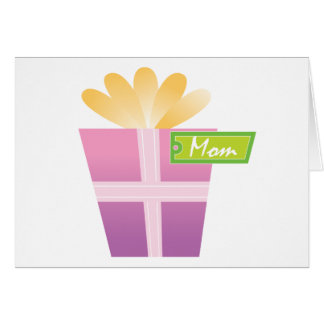 Gift for Mom Card