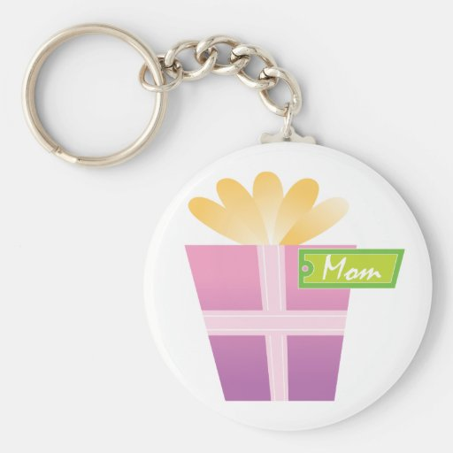 Gift for Mom Keychain