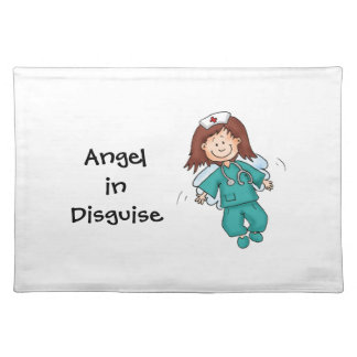 Gift for Nurses - Personalize with your name Placemats