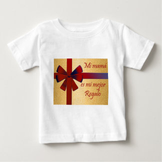 gift for special mother infant t-shirt
