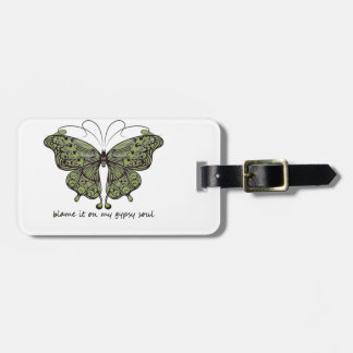 Gift For Traveler Bag Tag