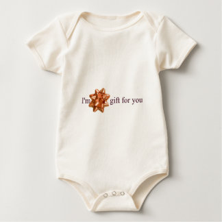 Gift for you romper