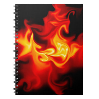 Gift form hell spiral note book