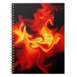 Gift form hell spiral notebook