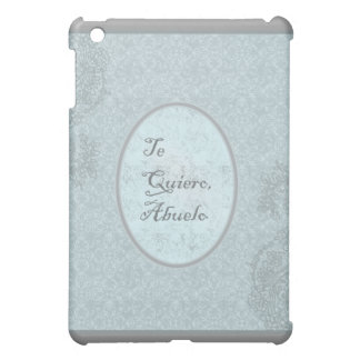 gift founds ipad elegant grandfathers iPad mini cover