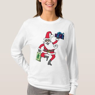 """Gift Frenzy"" —Women's Long Sleeve T"