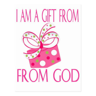 Gift from God Postcard