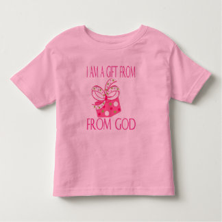 Gift from God Toddler T-shirt