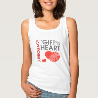 Gift from the Heart Basic Tank Top