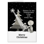 Gift Giver-Merry Christmas Card