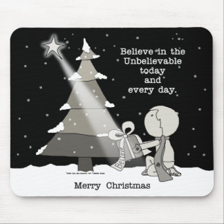Gift Giver-Merry Christmas Mouse Pad