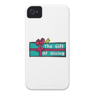 Gift Giving iPhone 4 Case-Mate Case