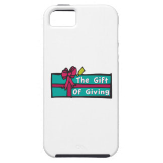 Gift Giving iPhone 5 Cases
