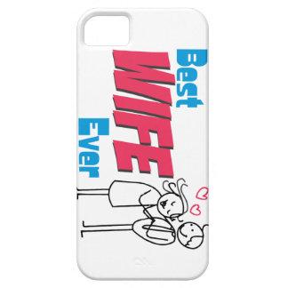 Gift Idea: Best Wife iPhone SE/5/5s Case