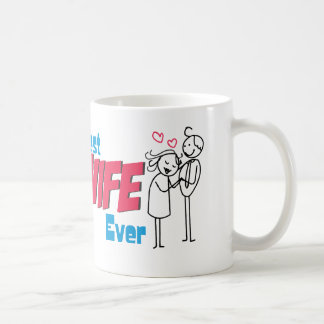 Gift Idea: Best Wife (Mug) Coffee Mug