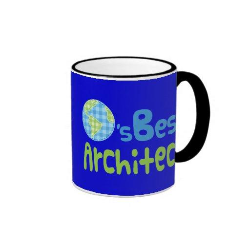 Gift Idea For Architect Worlds Best Mugs Zazzle