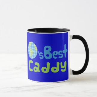 Gift Idea For Caddy (Worlds Best) Mug