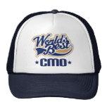 Gift Idea For Cmo (Worlds Best) Trucker Hat