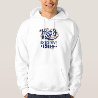 Gift Idea For Executive Chef (Worlds Best) Hoodie
