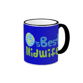 Gift Idea For Midwife Worlds Best Mug