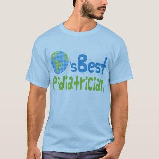 Gift Idea For Pediatrician (Worlds Best) T-Shirt