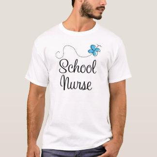 Gift Idea For School Burse (Butterfly) T-Shirt