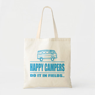 Gift Items For The Happy Inspired Camper Tote Bag