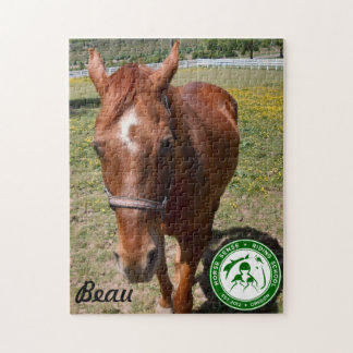 Gift Items from The Horse Sense Riding School Jigsaw Puzzle