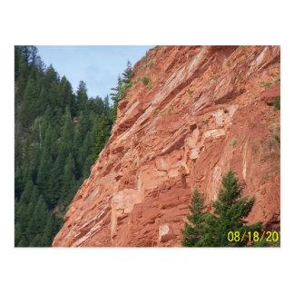 Gift items Ruedi Lake Colorado Postcard