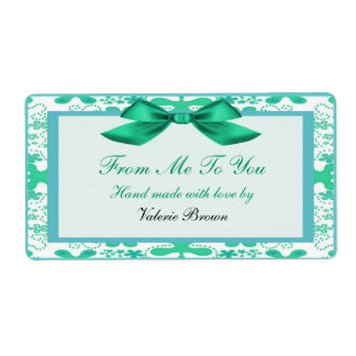 Gift label