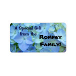 Gift Labels A Special Gift form Your Family