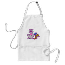 gift mouse adult apron