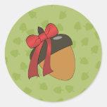 Gift Nut Sticker