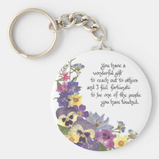 gift of appreciation keychain