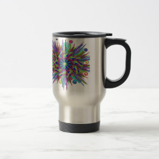 gift of color coffee mugs