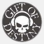 Gift-of-Destiny Sticker