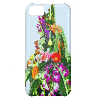 Gift of Flowers-OIL iPhone 5C Case