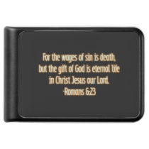 Gift of God Is Eternal Life Power Bank