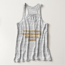 Gift of God Is Eternal Life Tank Top